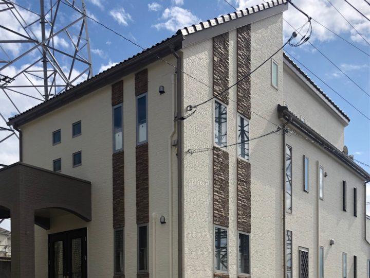 戸田市K様邸 新築時の意匠性を活かしたクリヤー塗装