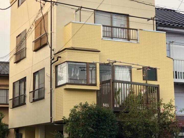 埼玉県川口市/外壁塗装、防水工事 F様