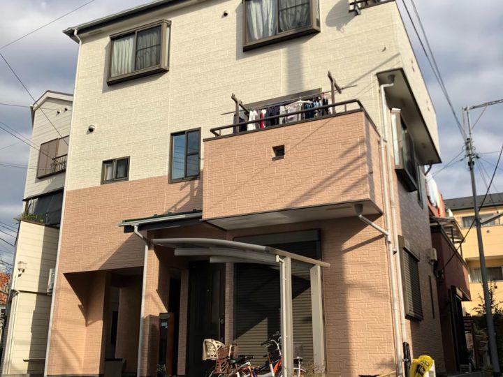 埼玉県川口市 外壁塗装・屋根塗装・サイディング A様邸