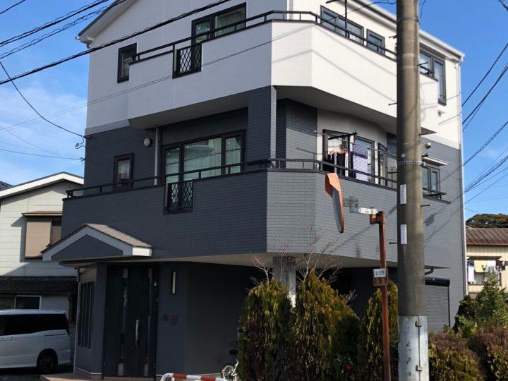 埼玉県川口市 外壁塗装・屋根塗装・雨漏り S様邸