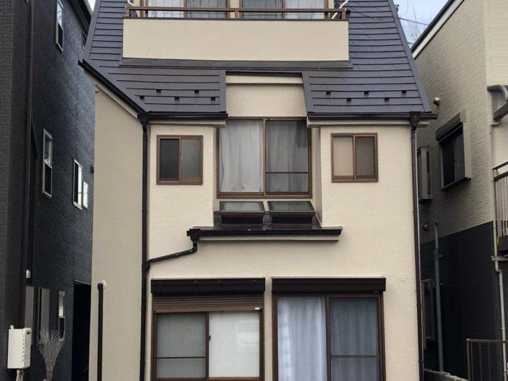 戸田市I様邸 屋根カバー工法で、長年悩んでいた雨漏りがストップ