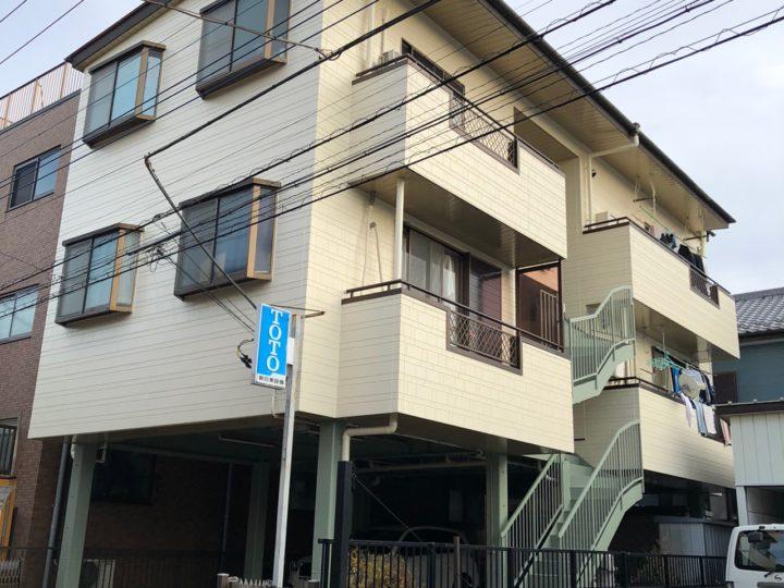 埼玉県さいたま市/外壁塗装、屋根塗装、防水工事 M様邸