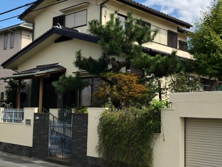 埼玉県さいたま市 漏水に伴う家屋改修塗装工事 M様邸