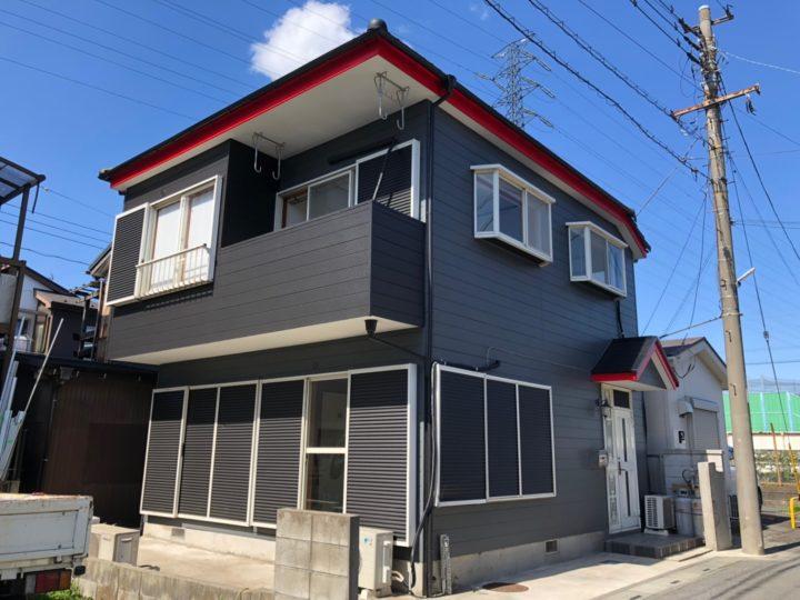 埼玉県さいたま市 家屋改修塗装工事 M様邸