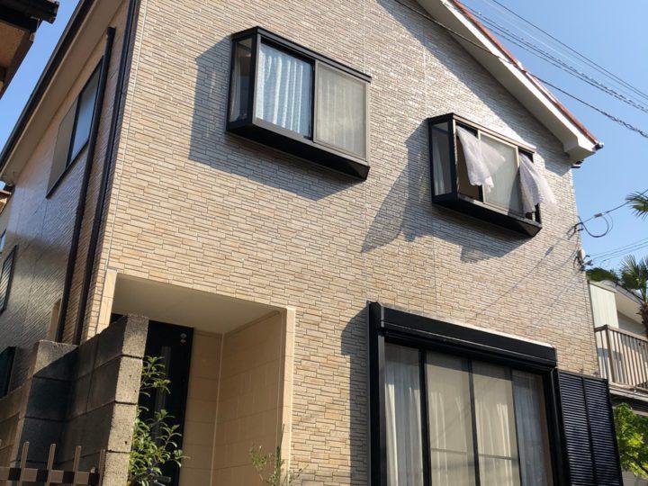 埼玉県さいたま市/外壁塗装、屋根塗装 I様邸