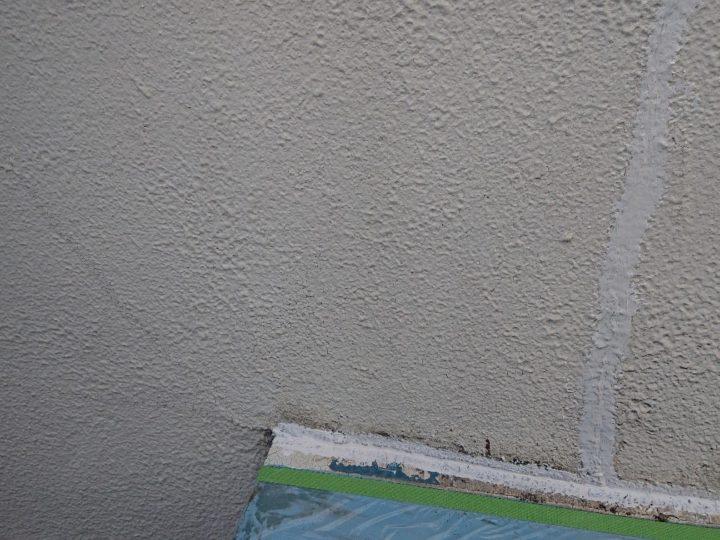 外壁 亀裂補修完了