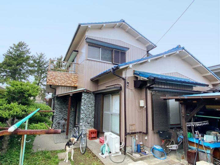 埼玉県川口市 家屋改修塗装工事 K様邸