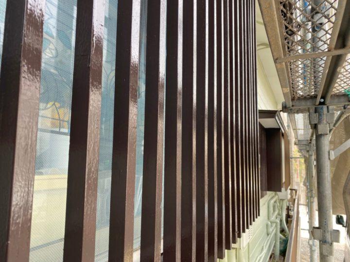 埼玉県さいたま市 家屋改修塗装工事 K様邸(施工中)