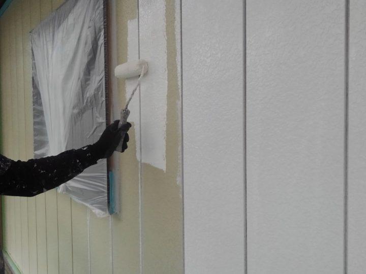 外壁(サイディング) 下塗り