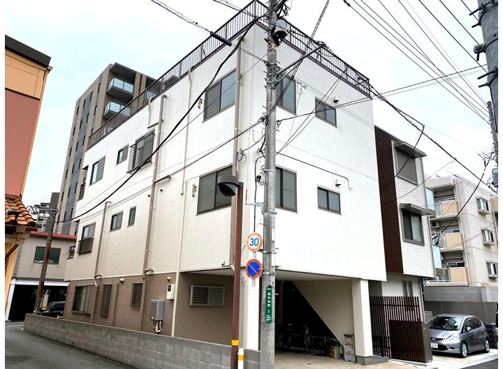 埼玉県川口市 ビル改修塗装・防水工事