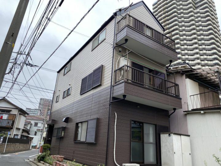 埼玉県川口市/外壁塗装、屋根塗装 N様邸
