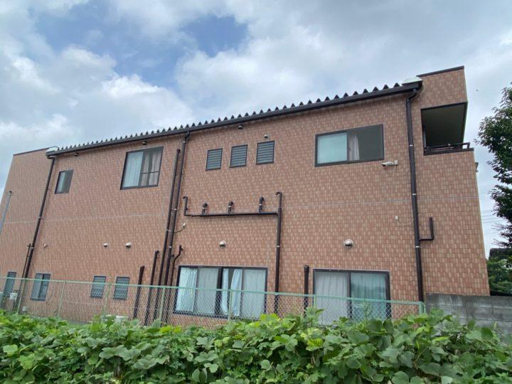 川口市外壁塗装・屋根防水 折半屋根も丁寧に施工します!