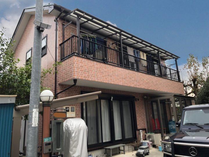 埼玉県川口市/外壁塗装、屋根塗装 T様邸
