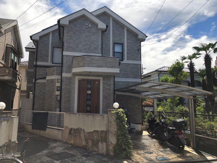 埼玉県さいたま市/外壁塗装、屋根塗装 高橋様邸