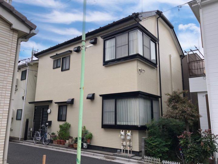 埼玉県戸田市/外壁塗装、屋根塗装 桜井様邸