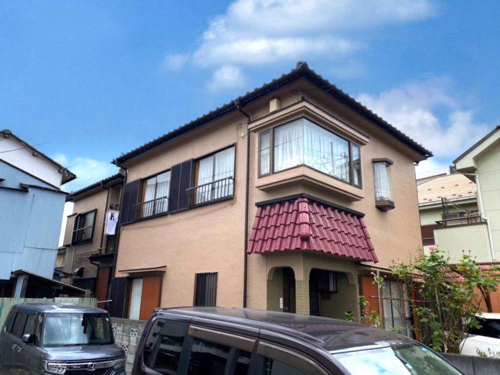 戸田市O様邸  外壁塗装で印象チェンジ!