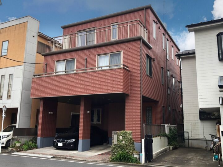 埼玉県川口市/外壁塗装 Y様邸