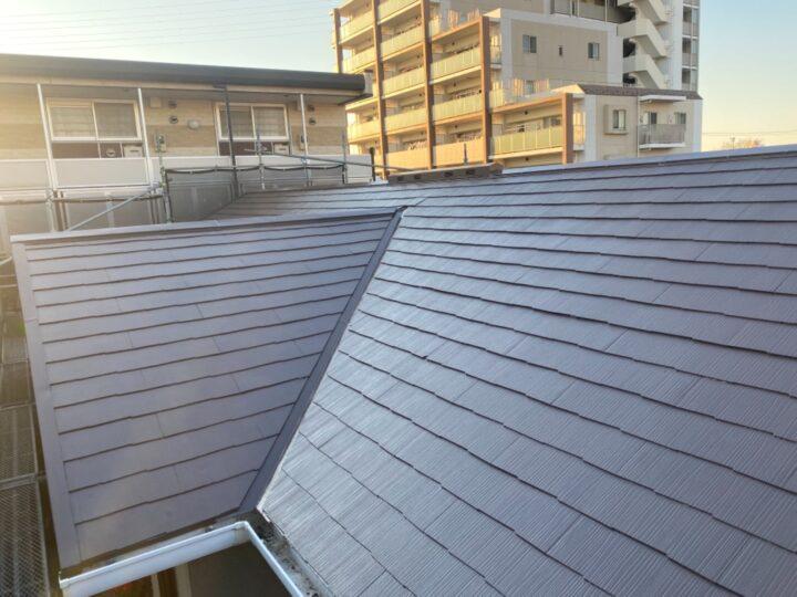 戸田市T様邸 屋根の色あせも劇的改善!