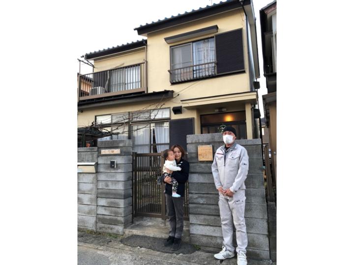 埼玉県川口市/外壁塗装 S様邸