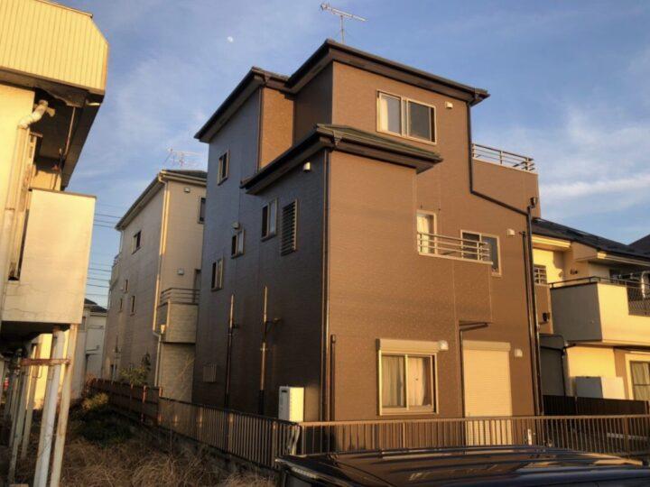 戸田市N様邸 カバー工法で屋根を健やかに!