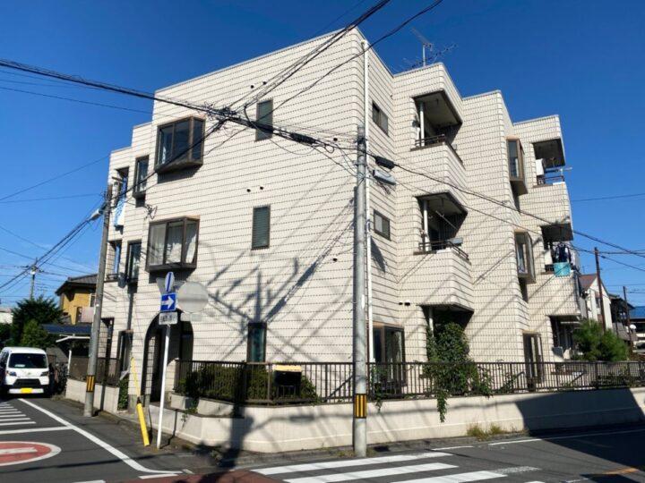 埼玉県さいたま市/外壁塗装 A様所有マンション