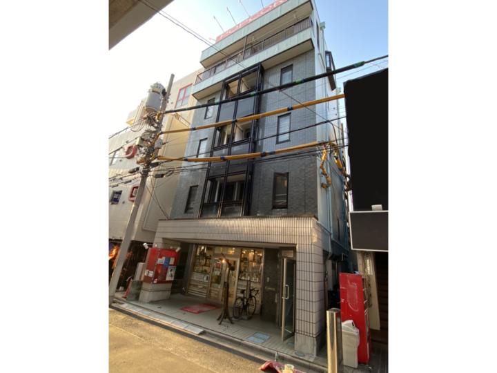 埼玉県さいたま市/外壁塗装、屋上防水 H様所有ビル