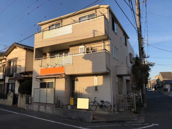 埼玉県川口市/外壁塗装、屋根塗装 E様邸