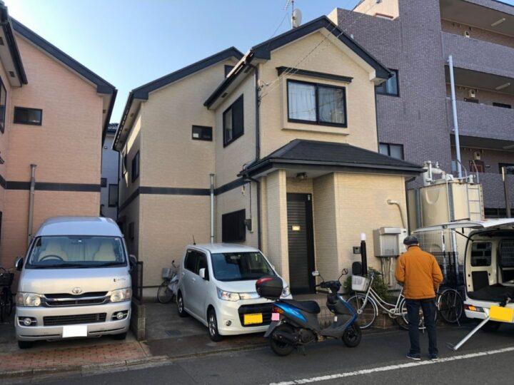 埼玉県蕨市/外壁塗装、屋根塗装 O様邸