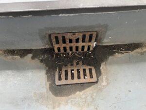 川口 雨漏り