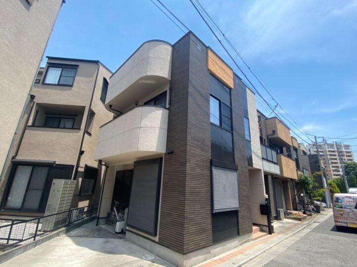 川口市T様邸 美しい建物と豊かな質感を!