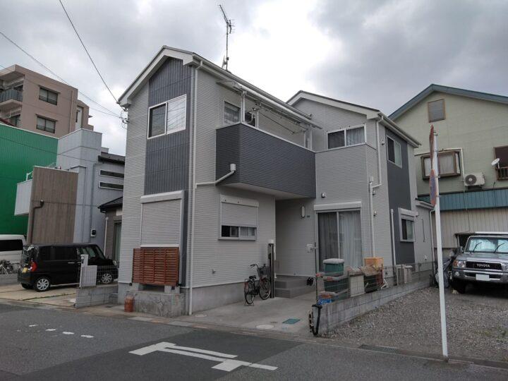 川口市S様邸 重厚感ある外壁へチェンジ!