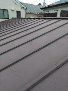 屋根塗装 遮熱