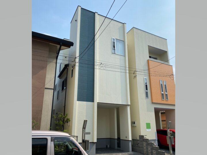 川口市T様邸 ホワイトリリィで柔らかな色へ!