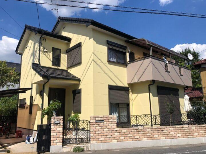 川口市I様邸 ビタミンカラーのレモンで明るいお住まい